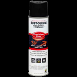 Rust-Oleum® Precision Line Marking Paint BLACK (17 oz Aerosol)
