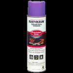 Rust-Oleum® Water-Based Precision Line Marking Paint  FLUORESCENT PURPLE (17 oz Aerosol)