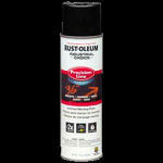 Rust-Oleum® Water-Based Precision Line Marking Paint  BLACK (17 oz Aerosol)