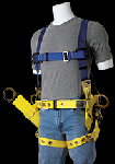 Gemtor 2010 Safety Harness For tower erection & maintenance chest strap & tongue buckle leg straps