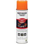 Rust-Oleum® Precision Line Marking Paint APWA ORANGE (17 oz Aerosol)