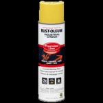Rust-Oleum® Precision Line Marking Paint HIGH VISIBILITY YELLOW (17 oz Aerosol)