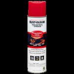 Rust-Oleum® Precision Line Marking Paint SAFETY RED (17 oz Aerosol)