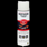 Rust-Oleum® Precision Line Marking Paint WHITE (17 oz Aerosol)
