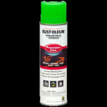 Rust-Oleum® Water-Based Precision Line Marking Paint  FLUORESCENT GREEN (17 oz Aerosol)