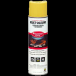 Rust-Oleum® Water-Based Precision Line Marking Paint  HIGH VISIBILITY YELLOW (17 oz Aerosol)