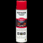 Rust-Oleum® Water-Based Precision Line Marking Paint  SAFETY RED (17 oz Aerosol)