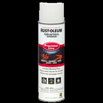 Rust-Oleum® Water-Based Precision Line Marking Paint  WHITE (17 oz Aerosol)