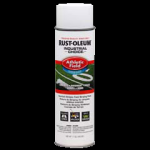 Rust-Oleum® Gloss Athletic Field Striping Paint WHITE (17 oz Aerosol)