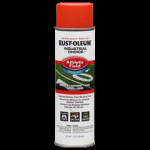 Rust-Oleum® Gloss Athletic Field Striping Paint ORANGE (17 oz Aerosol)