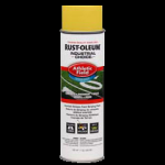 Rust-Oleum® Gloss Athletic Field Striping Paint YELLOW (17 oz Aerosol)