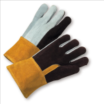 West Chester 2086GLF Premium Heavy Split Foundry Leather Welder Gloves
