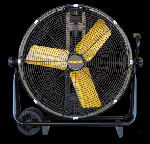 "Master MAC-24-DDF 24"" Direct Drive Fan on Cart"