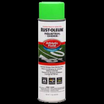 Rust-Oleum® Gloss Athletic Field Striping Paint FLUORESCENT GREEN (17 oz Aerosol)