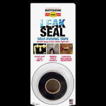 Rust-Oleum® LeakSeal® Self-Fusing Silicone Tape (Black)