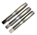 3 Piece Hand Tap Set, High Speed Steel