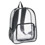 Clear Backpack for Secure Workplace Area