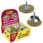 Ivy Classic 39080 Wire Brush Assortment