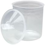 3M 16200 PPS™ Lids with 200 Micron Filters, 16200