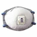 3M Particulate Respirator 8576, P95, with Nuisance Level Acid Gas Relief , 10 per Box
