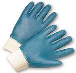 West Chester Heavyweight Fully Coated Jersey Lined Nitrile Gloves