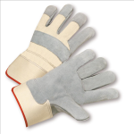 West Chester 500-AA Premium Heavy Split Cowhide Leather Palm Gloves