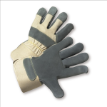 West Chester 500-AAA Premium Heavy Split Cowhide Leather Palm Gloves