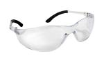 SAS 5330 NSX Turbo Safety Glasses - Clear Lens - Polybag (12 Pr)