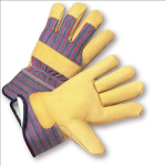 West Chester 5555 Premium Grain Pigskin Thinsulate Lined Leather Palm Gloves