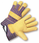 West Chester Posi-therm Lined Premium Grain Pigskin Leather Palm Gloves