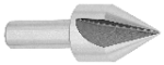 Single Flute Countersink 82 Degree, HSS