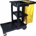Rubbermaid Commercial Janitor Cart/Cleaning Trolley