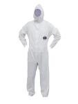 SAS Safety 6937 Moonsuit® Coverall, Nylon Front/Cotton Back