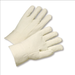 West Chester 708BT Standard Weight Cotton Canvas Band Top Gloves