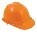 SAS Safety 7160-05 Hard Hat with Pinlock, Orange (Box of 12)