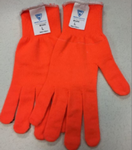 West Chester Orange Thermal Liner Gloves