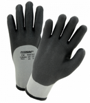 West Chester PosiGrip™ 15 Gauge Shell &10 Gauge Lined Water Resistant HPT Dipped Gloves