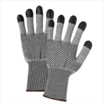 West Chester 730TBNDT Taeki 5™ Nitrile Dots and Fingertip Glove