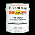 Rust-Oleum® High Solids, Quick Dry Low VOC Primer RED (Gallon)