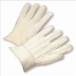 West Chester 7900K Standard Cotton Hot Mill with Band Top Cuff Gloves