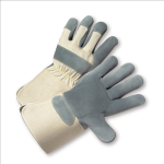 West Chester 800-AAA Premium Heavy Split Cowhide Leather Palm Gloves