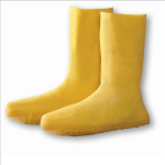 "West Chester 8400 Yellow Latex ""Nuke Boot"""