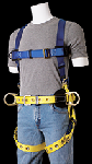 Gemtor 855 Safety Harness Construction Style - Tongue Buckle