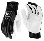 West Chester Extreme Work™ Black/White IndestruX™ S-Patch Palm High Dexterity Gloves