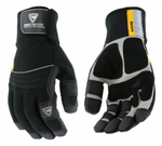 West Chester The Yeti Black Waterproof High Dexterity Gloves
