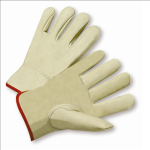 West Chester 990IK Keystone Thumb Select Grain Cowhide Driver Gloves