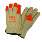 West Chester 990KOTT Keystone Thumb Select Grain Cowhide Driver Gloves