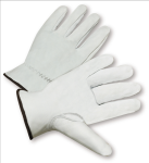 West Chester 991K Premium Grain Goatskin Leather Driver Gloves