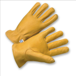 West Chester 9920K Premium Grain Deerskin Leather Driver Gloves