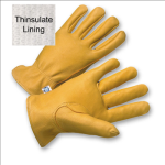 West Chester 9920KT Grain Deerskin Thinsulate Gloves